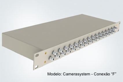 """Camerasystem - Conexão """"F"""""""